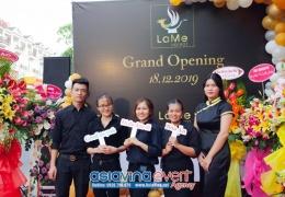 Lễ Khai Trương Nhà hàng lẩu LaMe Gò Vấp
